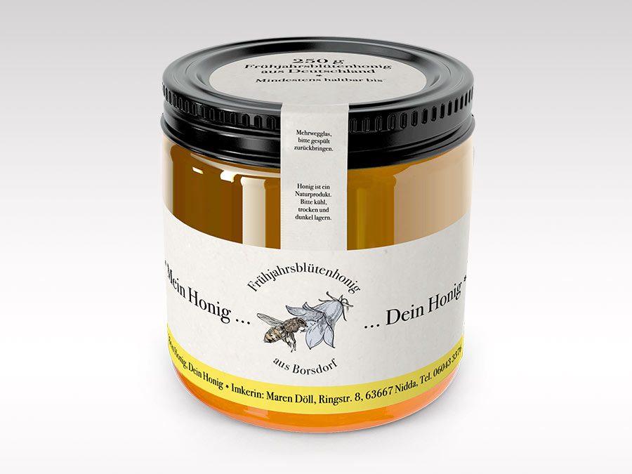Mein Honig … Dein Honig